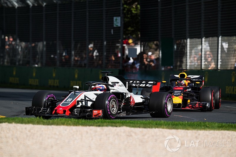 """F1 already finding answers for overtaking """"force field"""""""