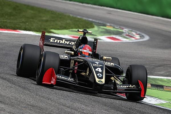 Les enjeux F3.5 - Déjà cinq poles pour Fittipaldi!