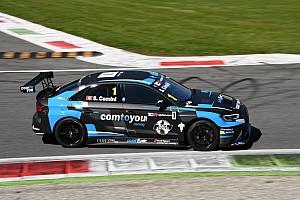 TCR Репортаж з гонки TCR у Монці: Коміні переміг у другій гонці