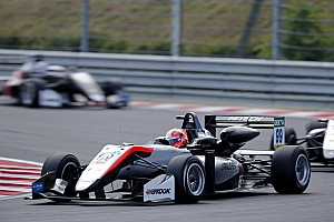 Евро Ф3 Отчет о гонке Мазепин стал вторым в гонке Евро Ф3 в Спа