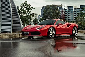 La remplaçante de la Ferrari 488 GTB dévoilée à Genève?