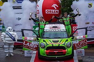 WRC Важливі новини Ралі Польща: українська команда найкраща у WRC Trophy