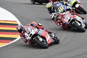 MotoGP Actualités Ducati s'attend à avoir un jour moins de motos satellites