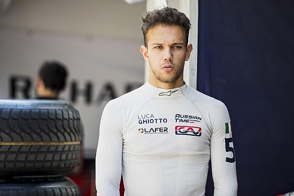 F1 Noticias de última hora Ghiotto probará con Williams en Hungría