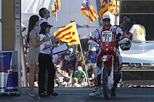 Dakar Noticias de última hora El mexicano Carlos Gracida sigue ascendiendo en el Dakar