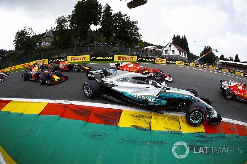 Spa tweetekben: a Belga GP legjobb pillanatai