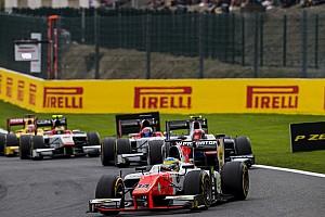 FIA F2 Reporte de la carrera Sette Camara se lleva la victoria en la Fórmula 2 en Spa