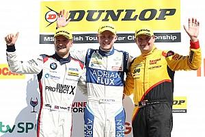 BTCC Race report Rockingham BTCC: Sutton controls Race 2, extends points lead