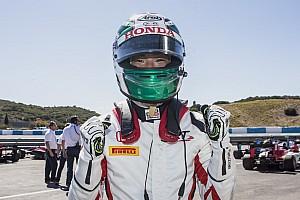 GP3 Crónica de Clasificación Fukuzumi logra la pole y Tatiana Calderón es 9° en Jerez