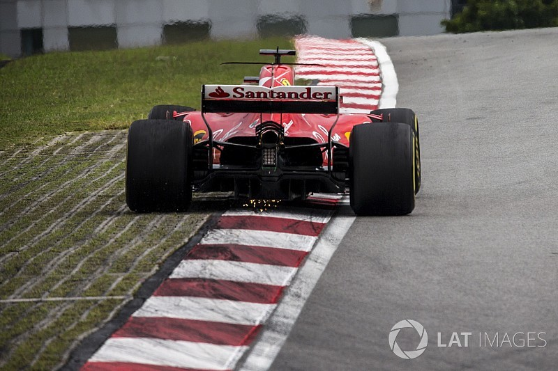 Vettel craint le pire après l'accrochage avec Stroll
