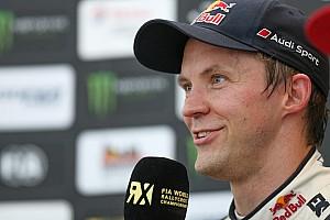 Rallycross-WM News Mattias Ekström: 2018 volle Konzentration auf Rallycross-WM