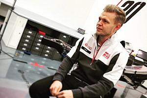 Formula 1 Breaking news Magnussen: I've never had negative feedback from F1 teams