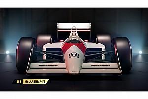 Симрейсинг Новость Новая видеоигра по Формуле 1 выйдет в конце лета