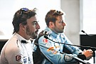 "Alonso ""more prepared than most rookies,"" says Marco Andretti"