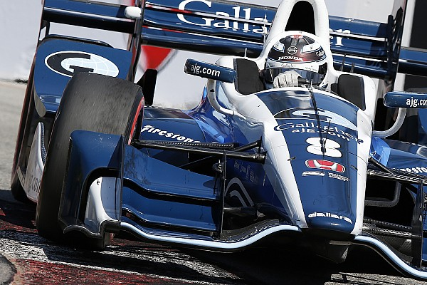 Für mehr Sicherheit: IndyCar-Fahrer rät Formel 1 zu Spottern