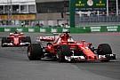 Arrivabene s'amuse des accusations de favoritisme pour Vettel