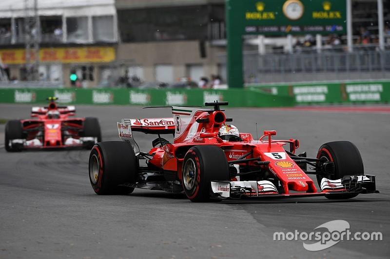 """A Arrivabene """"le da la risa"""" cuando dicen que Ferrari favorece a Vettel"""