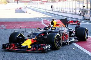 Formule 1 Résumé d'essais Barcelone, J5 - Red Bull teste tous les pneus, Renault stoppé à la mi-journée