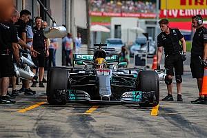 Formel 1 News Getriebewechsel: Mercedes-Pilot Lewis Hamilton vor Startplatz-Strafe