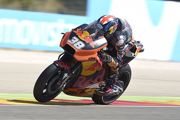 Smith retains KTM seat for MotoGP 2018