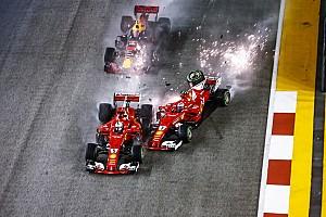 Forma-1 Jelentés a versenyről Az olasz sportsajtó leszedi a keresztvizet Vettelről