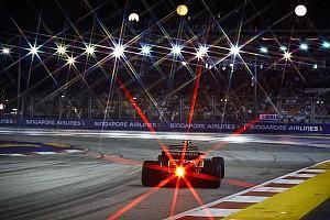 Formule 1 Diaporama GP de Singapour - Les 25 meilleures photos de la course