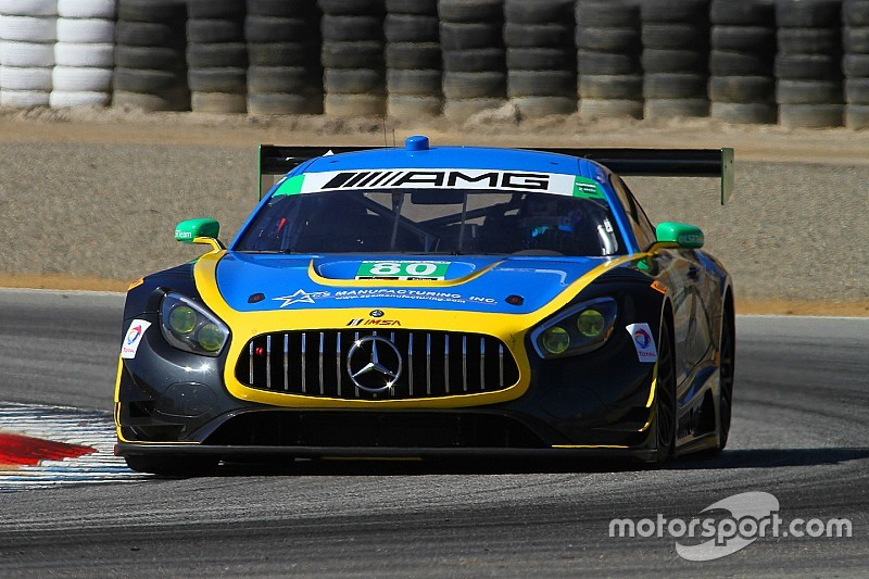 VIR PWC: Skeen/Heckert deliver GT SprintX win for Lone Star
