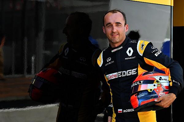Letzte Ausfahrt Williams: Test-Chance für Robert Kubica?
