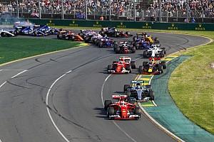 Hoe laat begint de F1 Grand Prix van Australië?