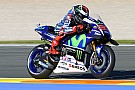 Valencia MotoGP: Lorenzo leads Rossi in first practice
