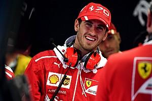 F1 Noticias de última hora Ferrari busca colocar a Giovinazzi y a Leclerc en Sauber