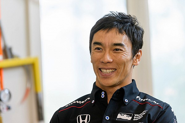 Sato fastest in first IndyCar test session at Phoenix