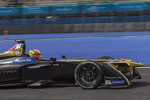 Formula E Noticias de última hora Esteban Gutiérrez quedó satisfecho con el coche