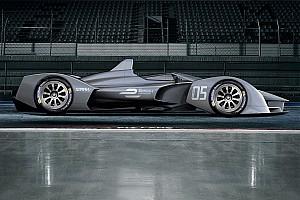 Formula E Breaking news New Formula E design shouldn't follow F1 ideas - di Grassi