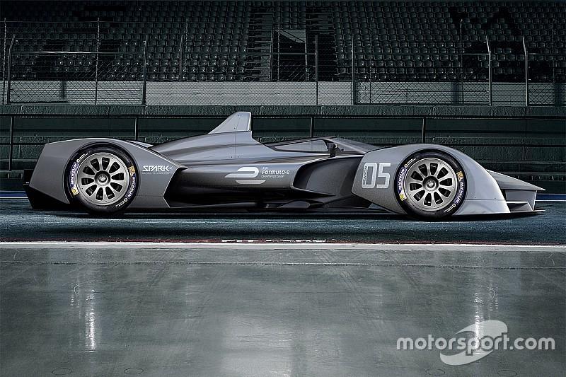 New Formula E design shouldn't follow F1 ideas - di Grassi