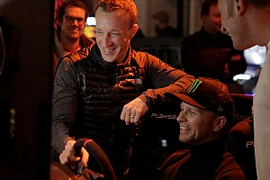 Virtual Breaking news Petter Solberg dan Kris Meeke jajal DiRT 4