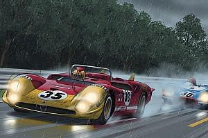 Le Mans Press release Steve McQueen in Le Mans