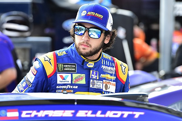 Chase Elliott says moving to No. 9 was a