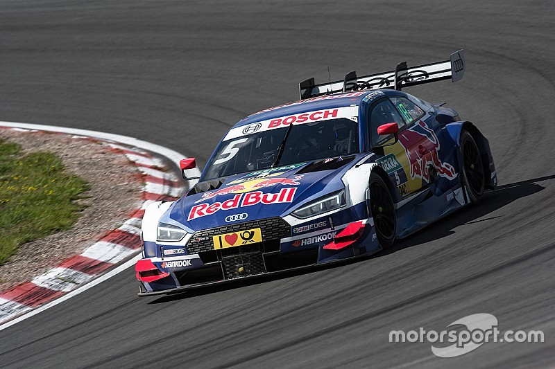 """Audi didn't want to """"force"""" Ekstrom to respect DTM contract"""