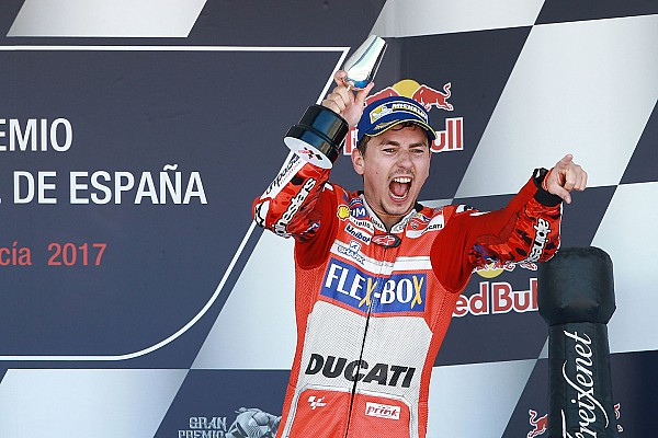 MotoGP Lorenzo: Ez a dobogó azoknak szól, akik túl korán leírtak engem