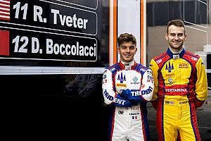 GP3 Ultime notizie Trident completa la propria line-up per la GP3 con Boccolacci e Tveter
