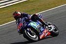【MotoGP】ビニャーレス「決勝はフロントタイヤの感触がなかった」