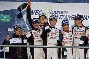 WEC Race report WEC Spa: Sama-sama dominan, Toyota dan Ferrari raih hasil 1-2