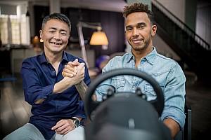Симрейсинг Новость Хэмилтон появится в игре Gran Turismo Sport
