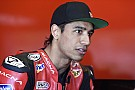 Moto2 Retour difficile en Moto2 pour Hernández, qui doit tout réapprendre