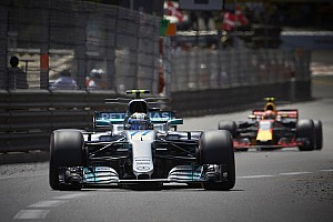 Формула 1 Новость В Mercedes рассказали, как команде помогла неудача в Монако