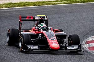 GP3 Reporte de pruebas El protegido de Honda, Nirei Fukuzumi, marca el mejor tiempo en GP3