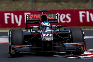 """FIA F2 Nieuws De Vries na tweede podium in Hongarije: """"Een geweldig gevoel"""""""