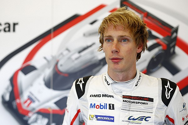 Hartley blijft ook in 2018 onder contract bij Porsche