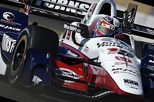 IndyCar Reporte de prácticas Rahal manda en el warm-up en Sonoma y Muñoz en noveno